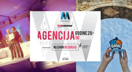 MCCANN BELGRADE, THE MOST SUCCESSFUL AGENCY IN THE REGION